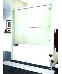 bathtub sliding glass doors sliding door installation cost tub door installation cost medium size of sliding bathtub sliding glass doors