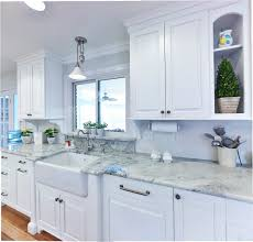 Super White Granite Kitchen Backsplash Granite Tile Should Be Fun X Subway With Glass Mosaic