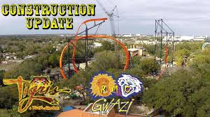 tigris the new roller coaster ing to busch gardens ta this year magical getaway