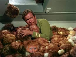 William Shatner | when is a party not a party?