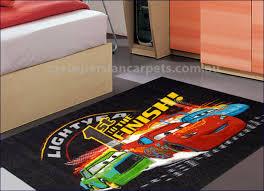kids disney cars rug