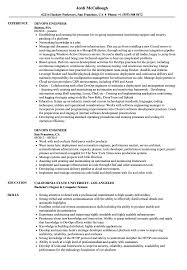 Jack Of All Trades Resume Devops Engineer Resume Samples Velvet Jobs 14