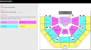 Bryan Ferry Big Concerts