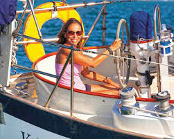 An Interview with Pam Wall - Sail Magazine