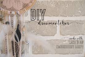 How Dream Catchers Are Made DIY A Pretty Easy Dreamcatcher 75