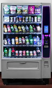 Compact Combination Vending Machine Amazing Combo Vending Machines For Snacks And Drinks Profit From Your Venue