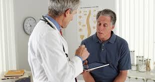 Resultado de imagen para patient and doctor talking