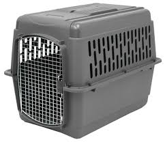 amazoncom  petmate  pet porter  dog crate  dark gray  x