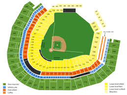 Mariners Seating Chart Prices Seattle Mariners Safeco Field Seating Chart Prototypical