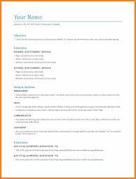 Type Of Resume Format Teller Resume Sample