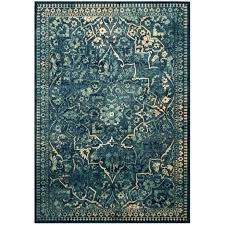 french country area rugs rooster blue and yellow
