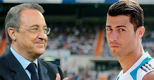 Image result for ronaldo and perez