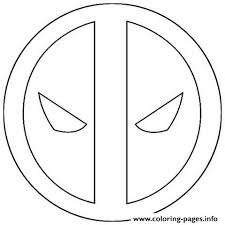 Deadpool Coloring Pages Free Download Best Deadpool Coloring Pages