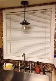 pendant lights marvelous kitchen sink light fixtures pendant light over kitchen sink height glass black