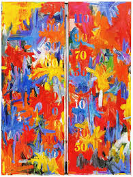 artist of the month jasper johns wetcanvas