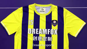 Best Football Jersey Design 2018 2018 Best Quality Customized Youth Sublimation Soccer Jerseys Football Shirt Wholesales Cheap Custom Kids Soccer Uniform Design Buy Youth