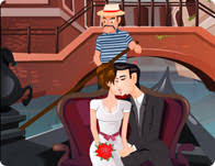 kissing games for girls girl games Wedding Dress Up Games With Kissing kissing in a gondola Romantic Kisses Game