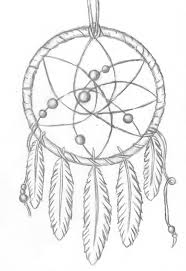 Dream Catchers Sketches Simple Dreamcatcher Drawing 100 Images About Dreamcatcher 57