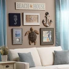 3 Steps to Creating a Gorgeous Gallery Wall. Coastal Wall DecorBeach Theme  ...