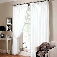 curtains on sliding glass door white curtains for sliding glass doors affordable modern home with regard
