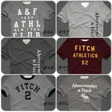 A F Hollister Preorder Abercrombie Fitch Mens Preorder