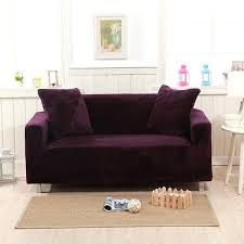 purple sectional couch sofa with chaise furniture