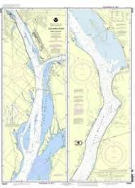 Columbia River Nautical Charts Details About Noaa Nautical Chart 18542 Columbia River Juniper To Pasco