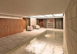 basement design. Awesome Modern House Remodel In Ametlla Del Valles Barcelona Spain With Basement Design. Design