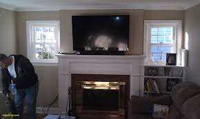 mount tv over fireplace. Fireplace Mantels With Tv Mounting To Durham Ct Mount Above Home Over S