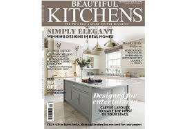 Beautiful Kitchens Magazine Georgian Style Replacement Dwelling Chelford In Cheshire