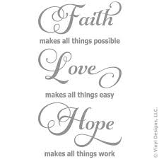Love Faith Hope Quotes Unique With Faith Everything Is Possible Quotes Fresh Pictures Love Faith