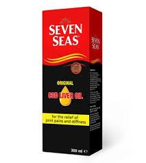 seven seas original cod liver oil