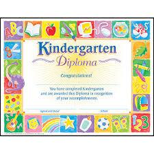 Kindergarten Diploma Template Rome Fontanacountryinn Com