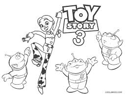 Toy story colouring pages bear. Free Printable Toy Story Coloring Pages For Kids