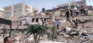 İzmir'de Deprem: 6.8 Büyüklüğündeki Deprem Bölgesi'nde De Hissedildi