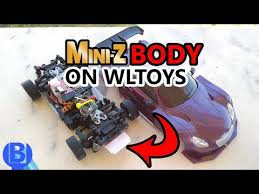 Mini Z Body Compatibility Chart How To Use Mini Z Body With Wltoys 1 28 Budget Touring Car