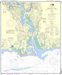 Noaa Chart 12375 Connecticut River Long Lsland Sound To Deep River