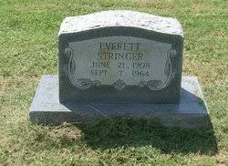 John Everett Stringer (1908-1964) - Find A Grave Memorial