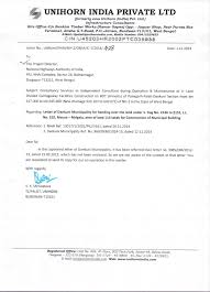 Noc Letter Format For Handover New Construction Project Handover