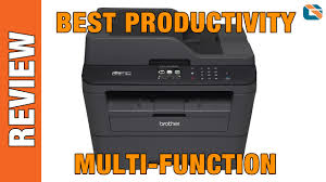 Brother Mfc L2740dw Multi Function Laser Printer Review Youtube