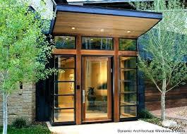modern wood front door modern glass front door modern glass entry door architecture modern wooden front
