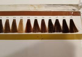 Wella Koleston Perfect Hair Color Review Shade Chart