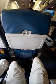 economy legroom on the delta boeing 767 300er photo by jeremy dwyer