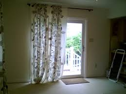 window treatments for sliding glass doors pictures