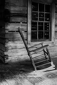 rocking chair on porch fine art p ography in black and white