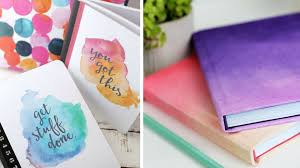 Diy Journal Cover Design Ideas 17 Gorgeous Diy Notebook Covers For School