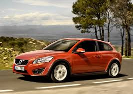 The new Volvo C30 - with a sporty new front and even more choice ...