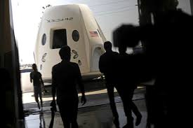 Jared isaacman at spacex in hawthorne, california. Spacex Plans First All Private Astronaut Mission Into Orbit Los Angeles Times