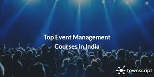 event management degree diploma archives townscript blog top 4 event management courses in