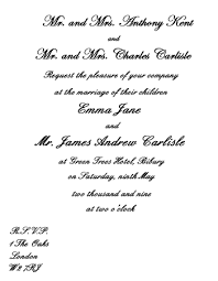 wedding invitation wording etiquette Wedding Invitations From Bride And Groom Not Parents bride and groom's parents hosting) wedding invitation wording Invitation Wording Bride and Groom